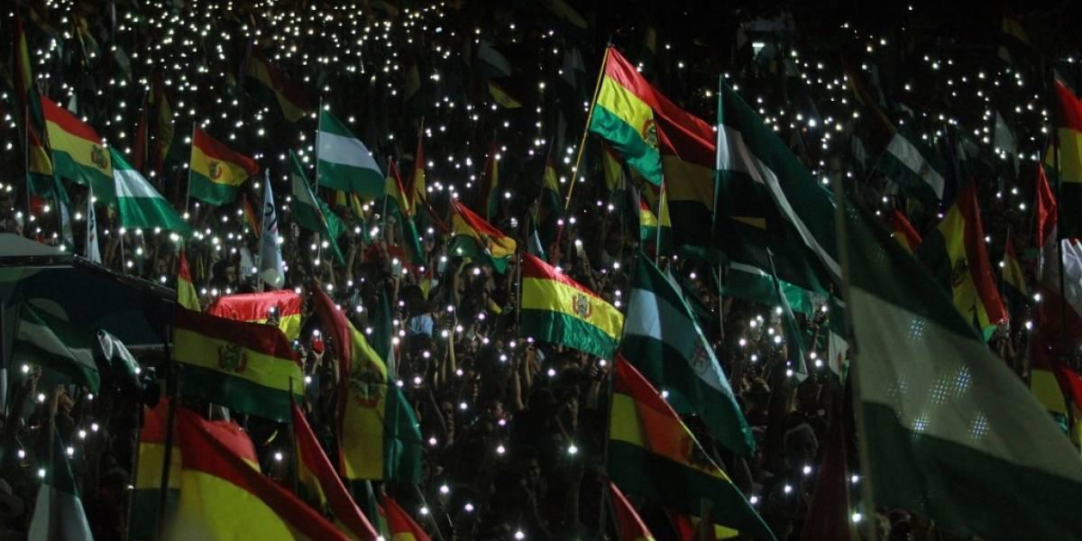 Bolivia entra en tercera semana de protestas y bloqueos