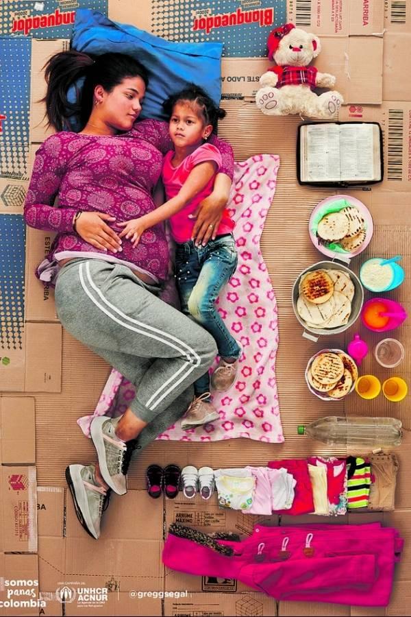 Yosiahanny y sus hijas