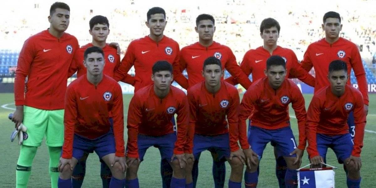 """La Roja Sub 17 sueña con la hazaña ante Brasil en el Mundial: """"Queremos darle una alegría a Chile"""""""