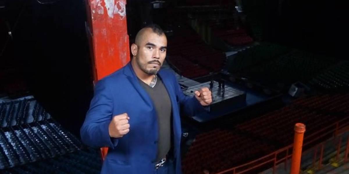 Luchador Corsario de Fuego es baleado en Xalapa