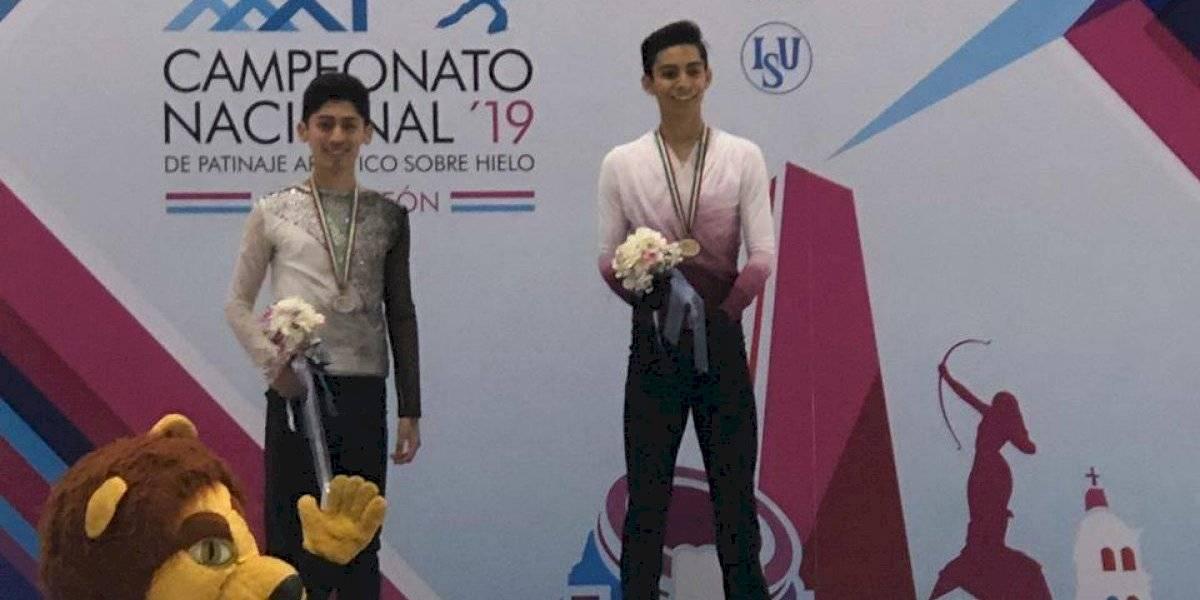 Donovan Carrillo hace historia en el patinaje artístico mexicano
