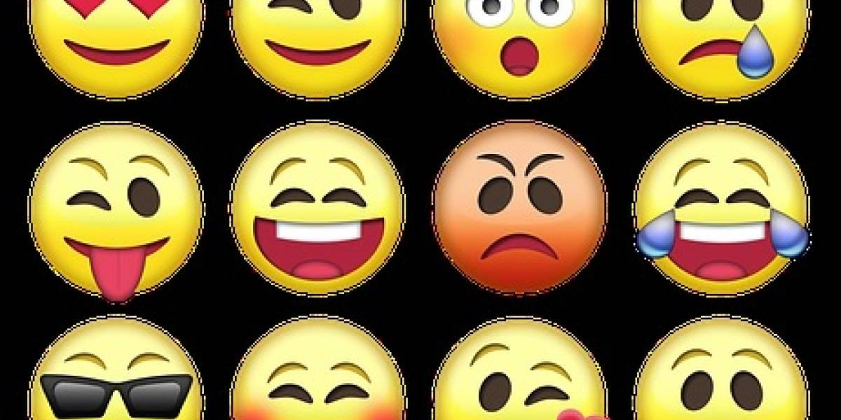 El Top 5 de los emojis más populares del mundo
