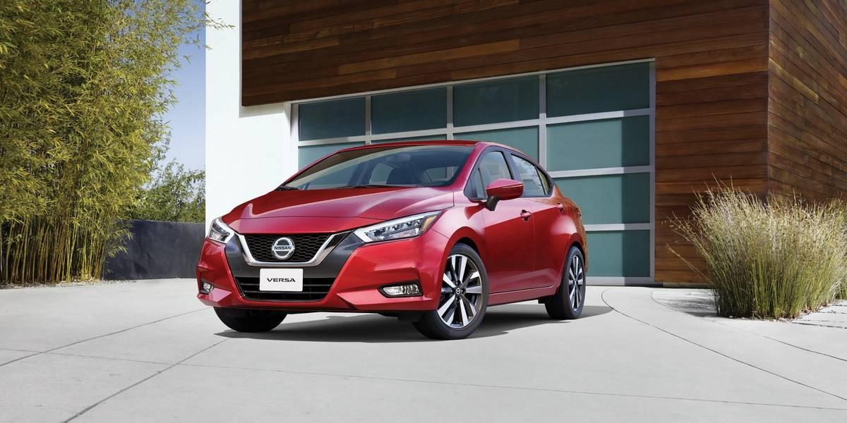 El nuevo Nissan Versa amaga con revolucionar el segmento de los sedanes subcompactos