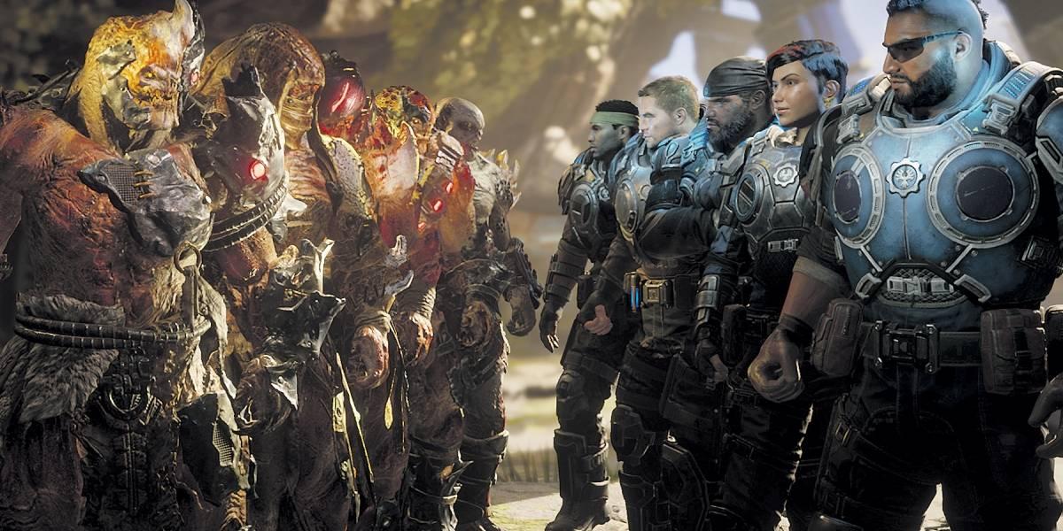 Sucesso desde o início, 'Gears of War' chega ao quinto título com novidades marcantes