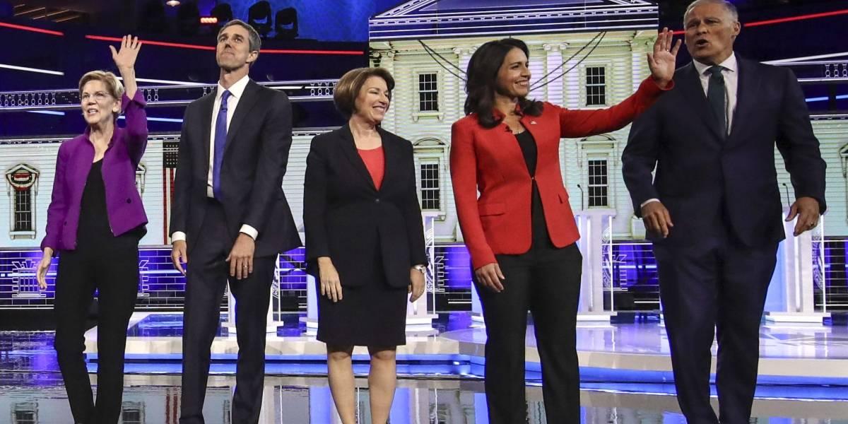 EUA: A corrida democrata a um ano das eleições
