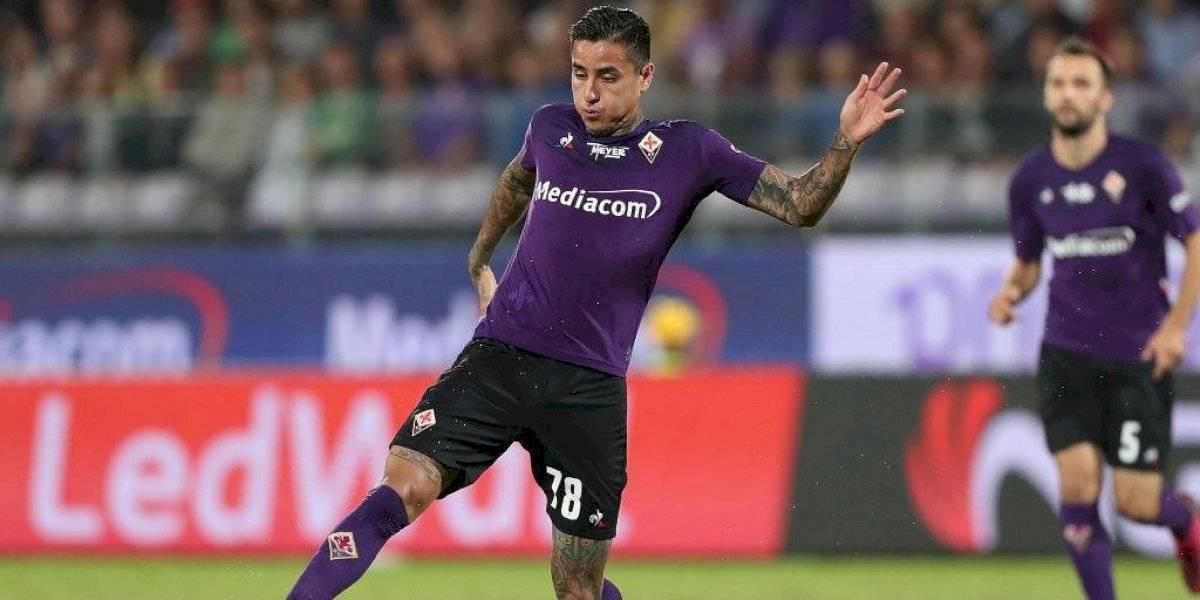 Erick Pulgar confirma su explosión futbolística y lidera el equipo ideal de octubre en la Serie A italiana