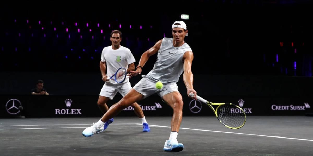 Rafael Nadal recupera el Nº 1 de la ATP y sigue amenazando todos los registros de Roger Federer