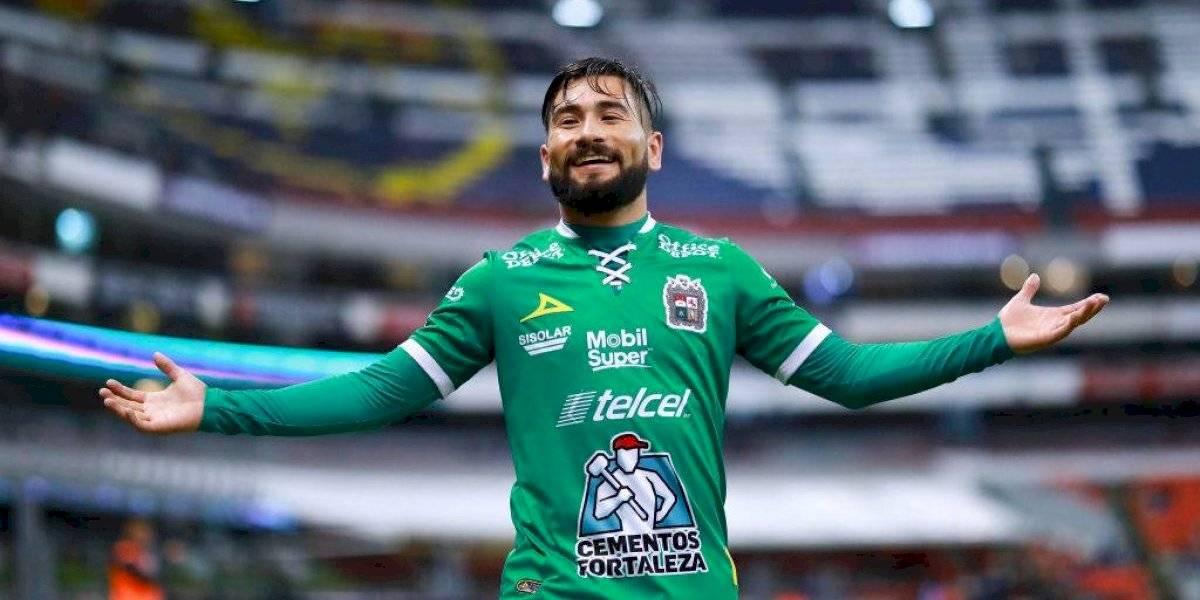 Jean Meneses mira a la Roja y vuelve a anotar un golazo en el fútbol mexicano