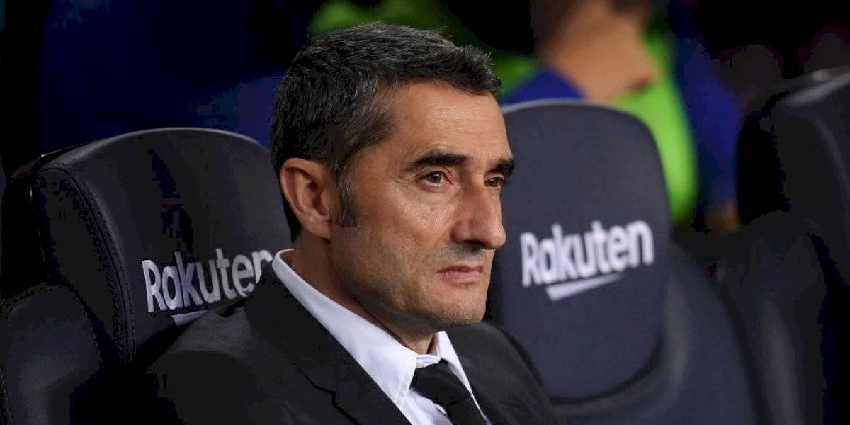 Barcelona igualó sin goles ante un sorprendente Slavia Praga