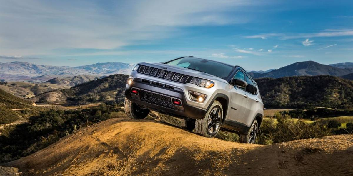 Jeep Compass 2020 llega a México