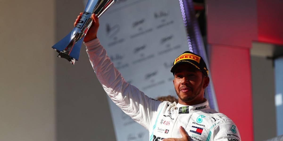 Lewis Hamilton está a un título de igualar al histórico Michael Schumacher