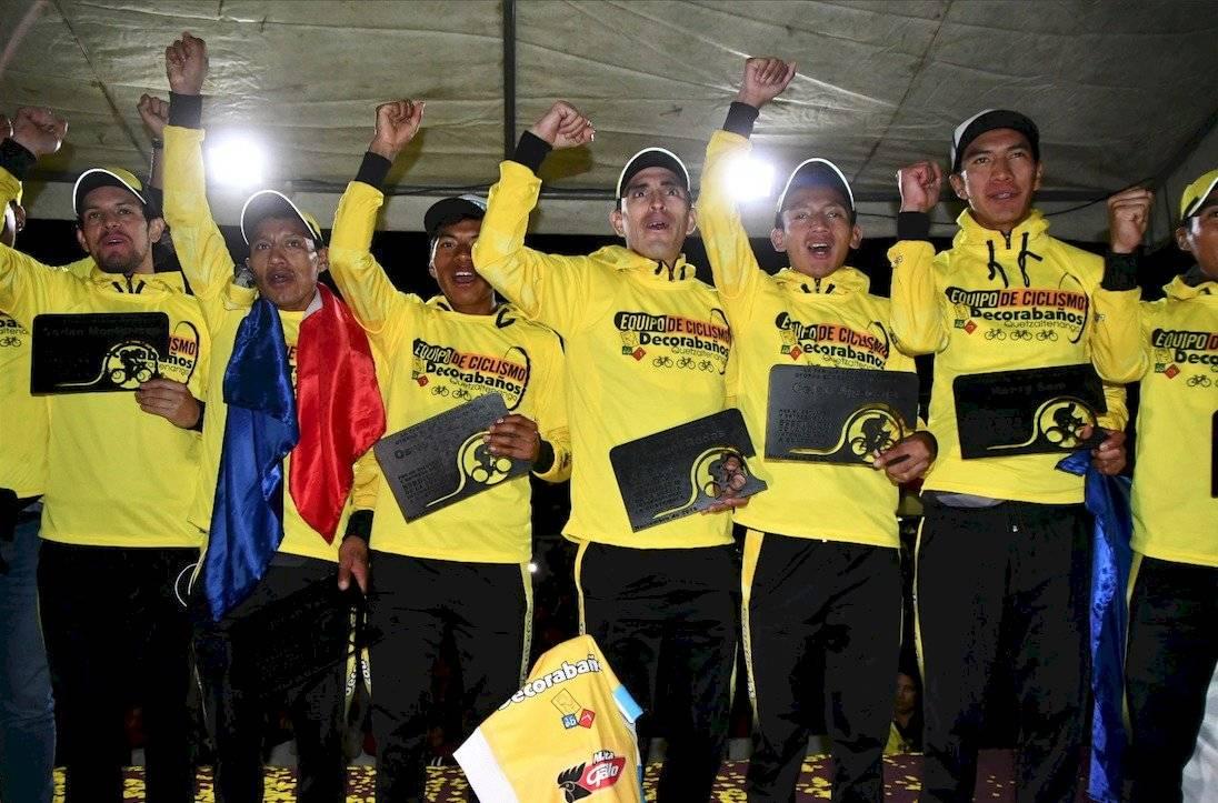 Manuel Rodas entrevista campeón Vuelta a Guatmala