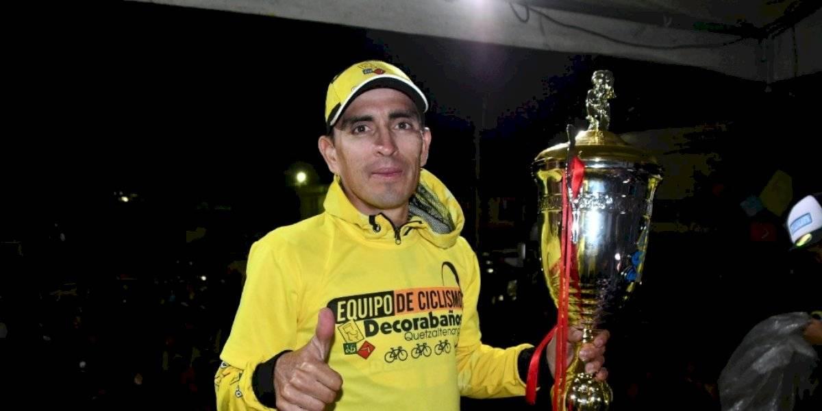 Manuel Rodas confiesa que pensó en dejar la Vuelta