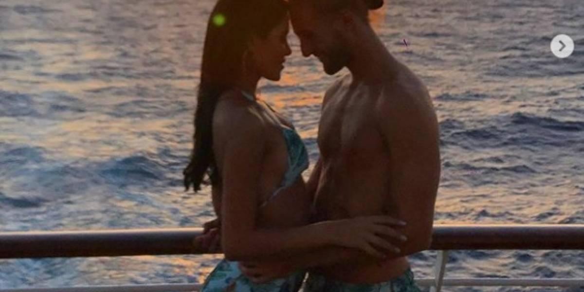 Mara Cifuentes y Nicolás Trujillo se casan el próximo año