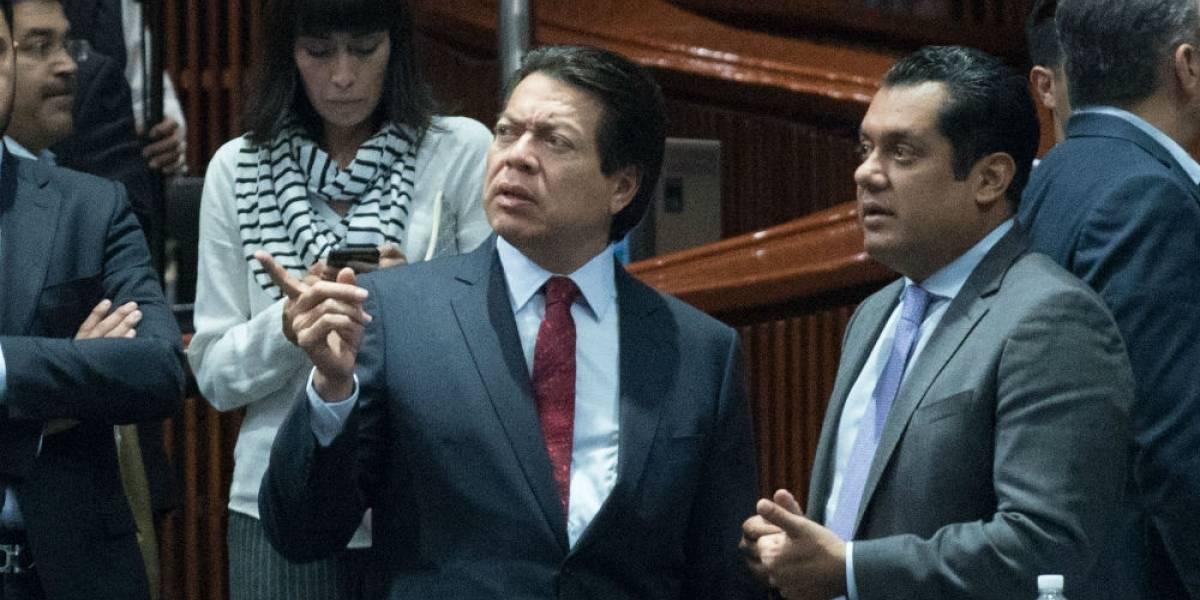 Morena avalará reformas contra condonación de impuestos: Mario Delgado