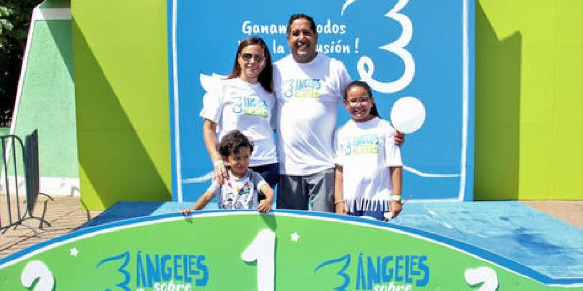 "#TeVimosEn: Fundación Nido para Ángeles celebra rodadora  ""Ángeles sobre Ruedas"""