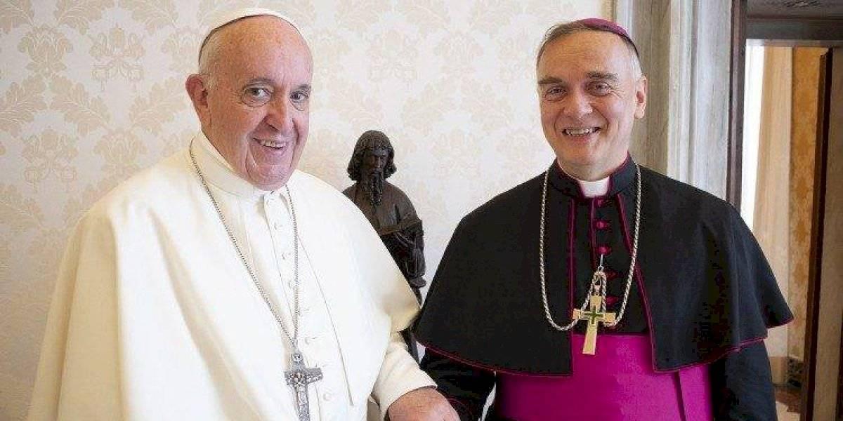 Papa Francisco nombra a Nicolas Thevenin como nuncio apostólico en Egipto