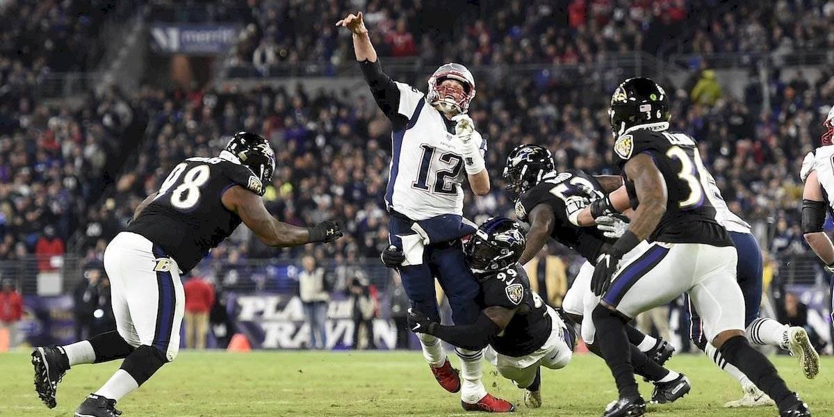 ¡Se acabó el invicto de los Pats! Nueva Inglaterra sufre dolorosa derrota ante Baltimore