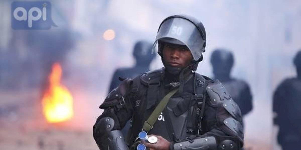 Policías secuestrados durante paro nacional recibirán terapia grupal