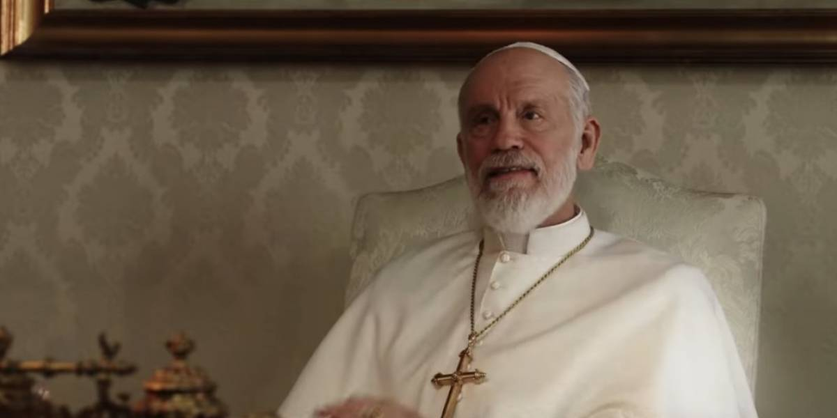 John Malkovich é líder católico em trailer de 'The New Pope'