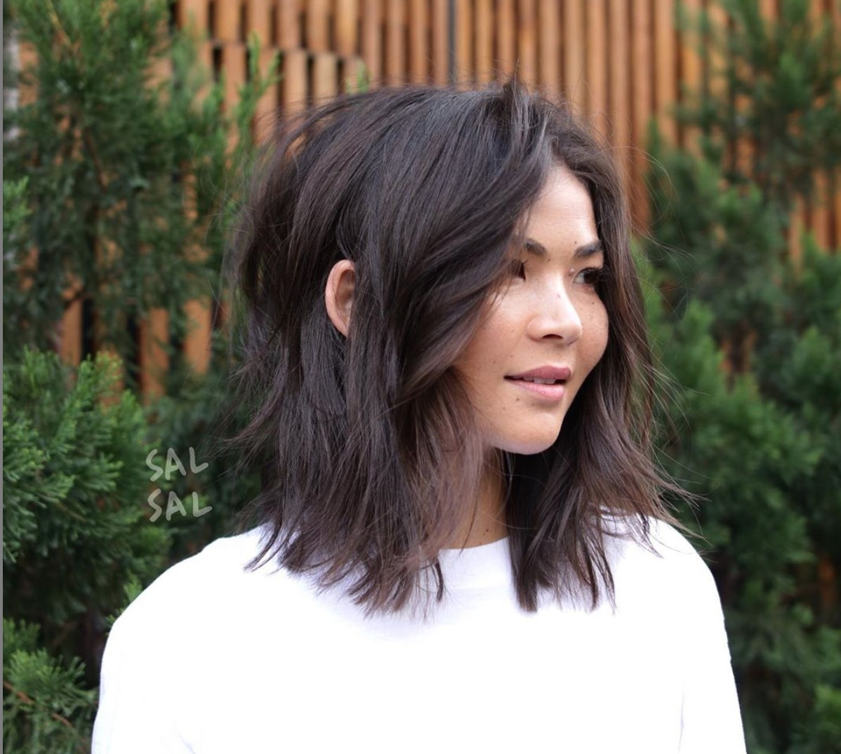 Cortes de cabello al hombro