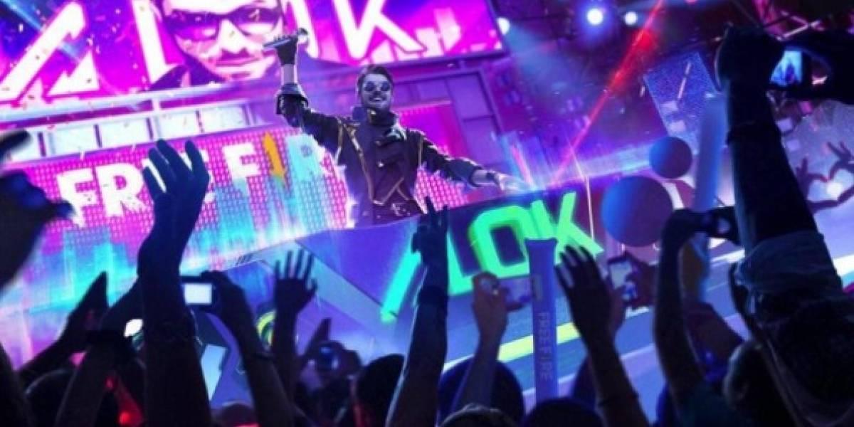 DJ Alok é o mais novo personagem do game Free Fire