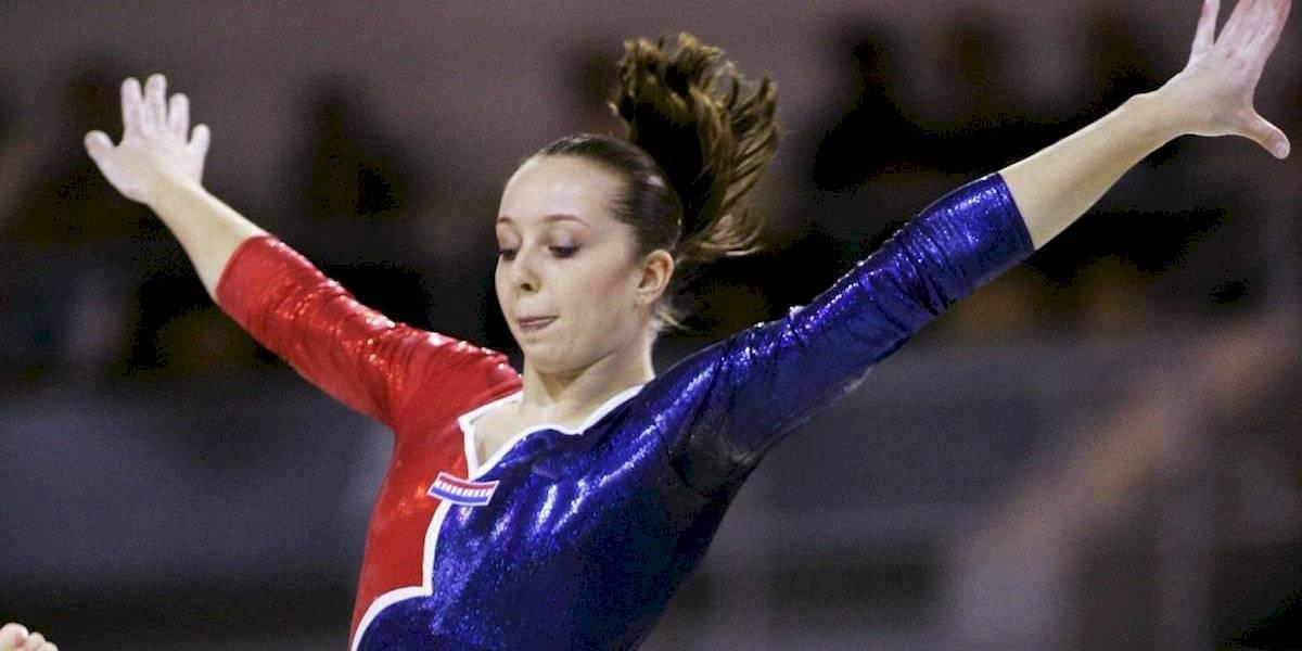 Verona Van de Leur, de ser gimnasta de talla mundial a estrella del cine para adultos