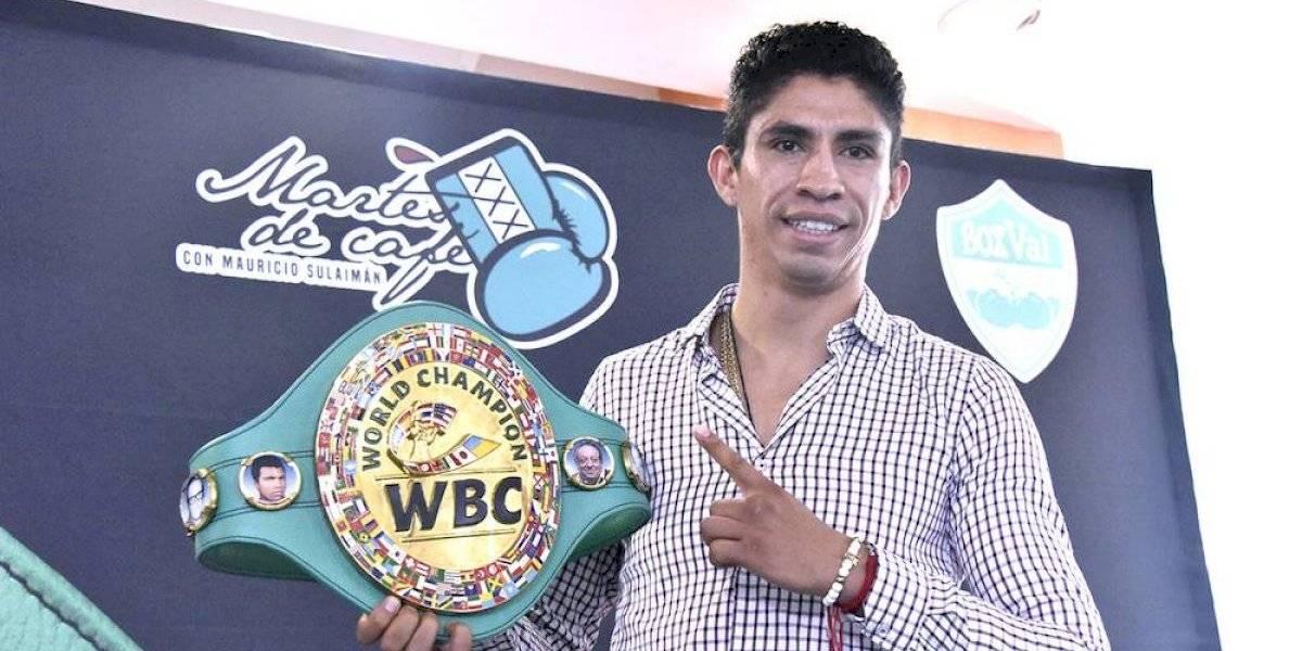 CMB perdona a Rey Vargas y Julio Martínez pese a dar positivo por clembuterol