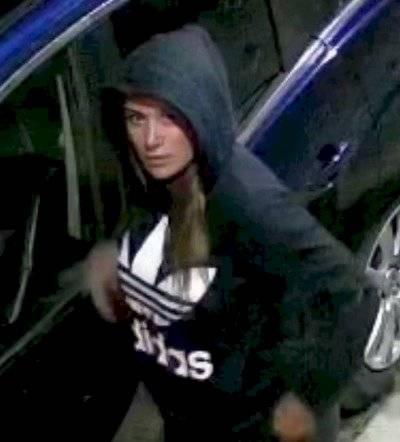 Cámaras captaron los rostros de los ladrones de Lindavista antes de ser atropellados captura de pantalla