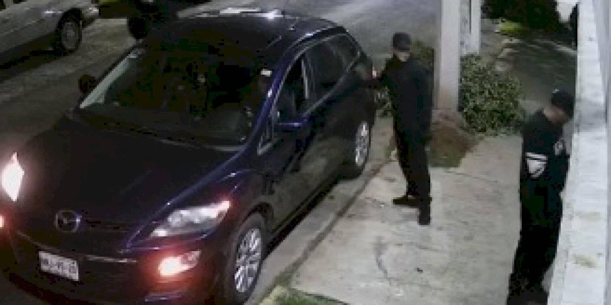 Liberan a delincuente atropellado en robo a casa de Lindavista