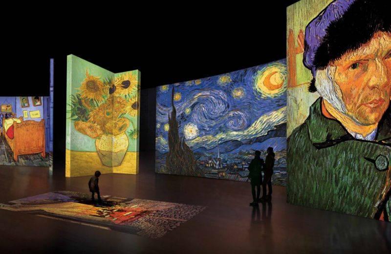 México Van Gogh Alive