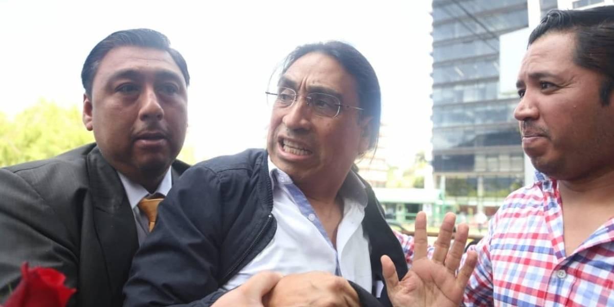 Dirigente de Revolución Ciudadana denuncia persecución judicial en Ecuador