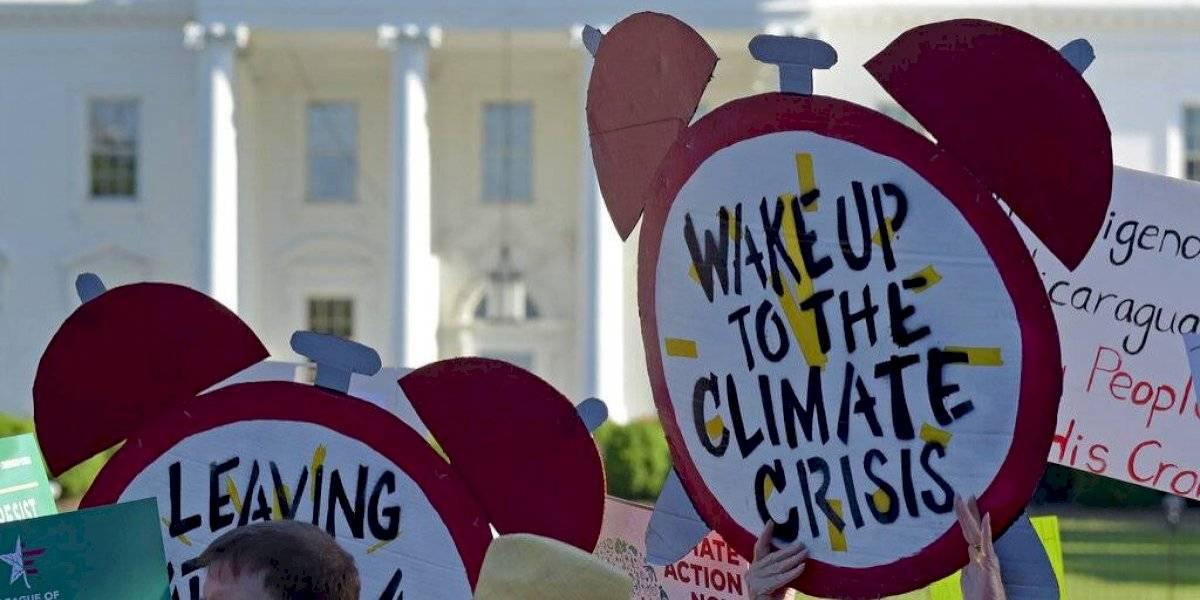 Alemania: EE. UU. se queda solo al salir del pacto climático