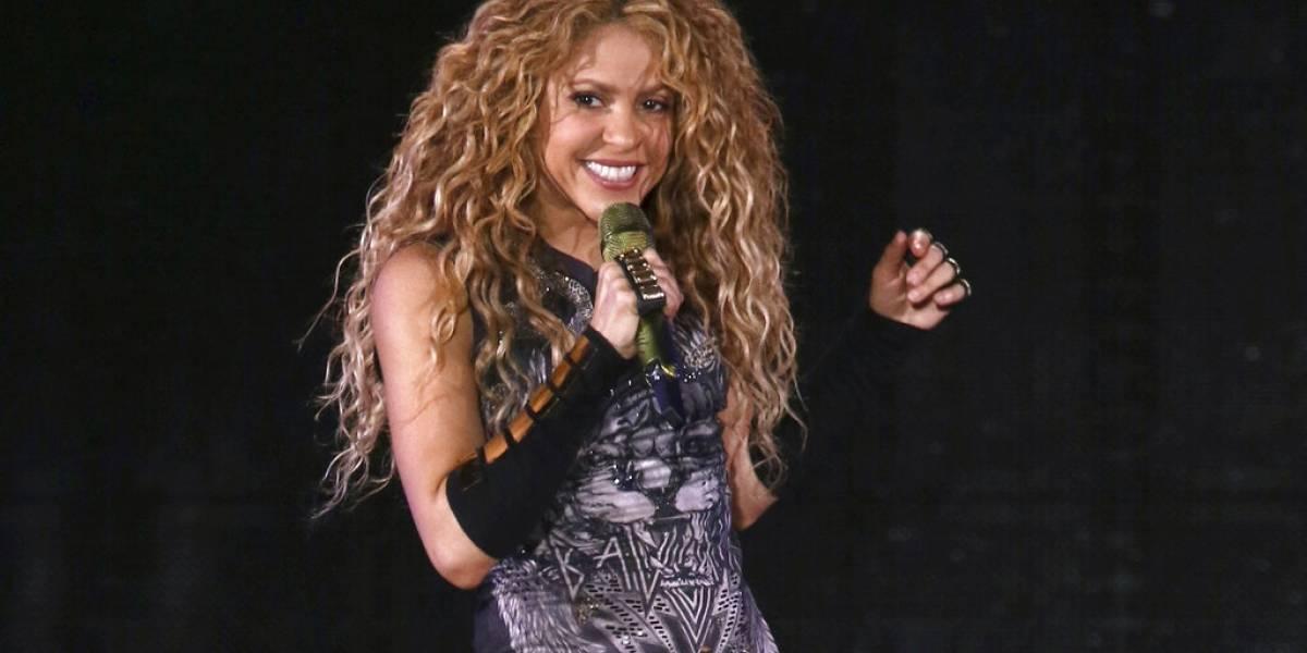 Shakira promete un show latino junto a JLo en el Súper Bowl