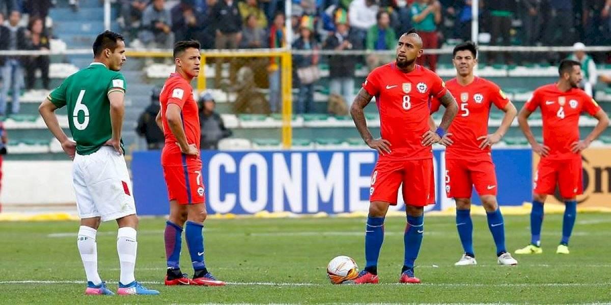 ANFP asume la delicada situación del país y suspende el amistoso entre Chile y Bolivia