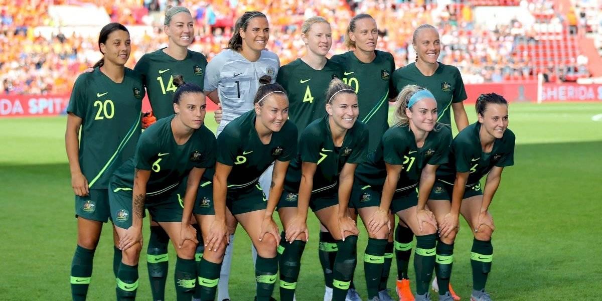 Selección femenil de Australia tendrá mismos salarios que la varonil