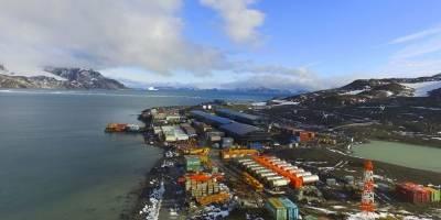 base antártida