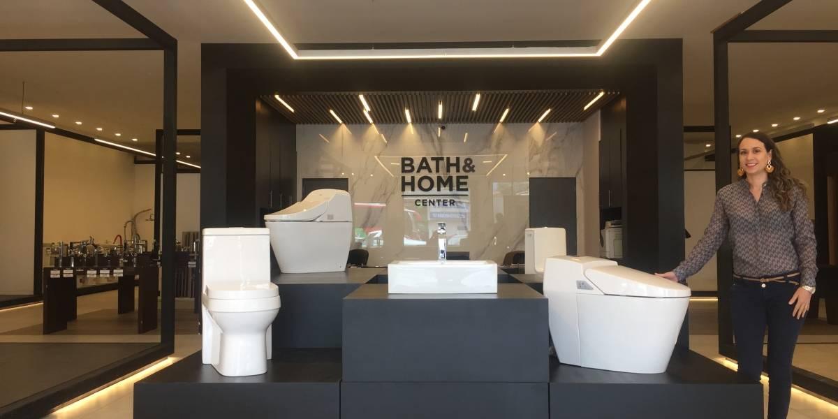 Bath & Home Center renovó sus tiendas en Quito y Guayaquil