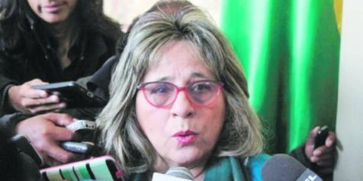 Una mujer podría reemplazar a Evo Morales en la presidencia de Bolivia