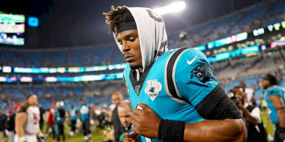 Cam Newton se perderá toda la temporada por lesión — Oficial