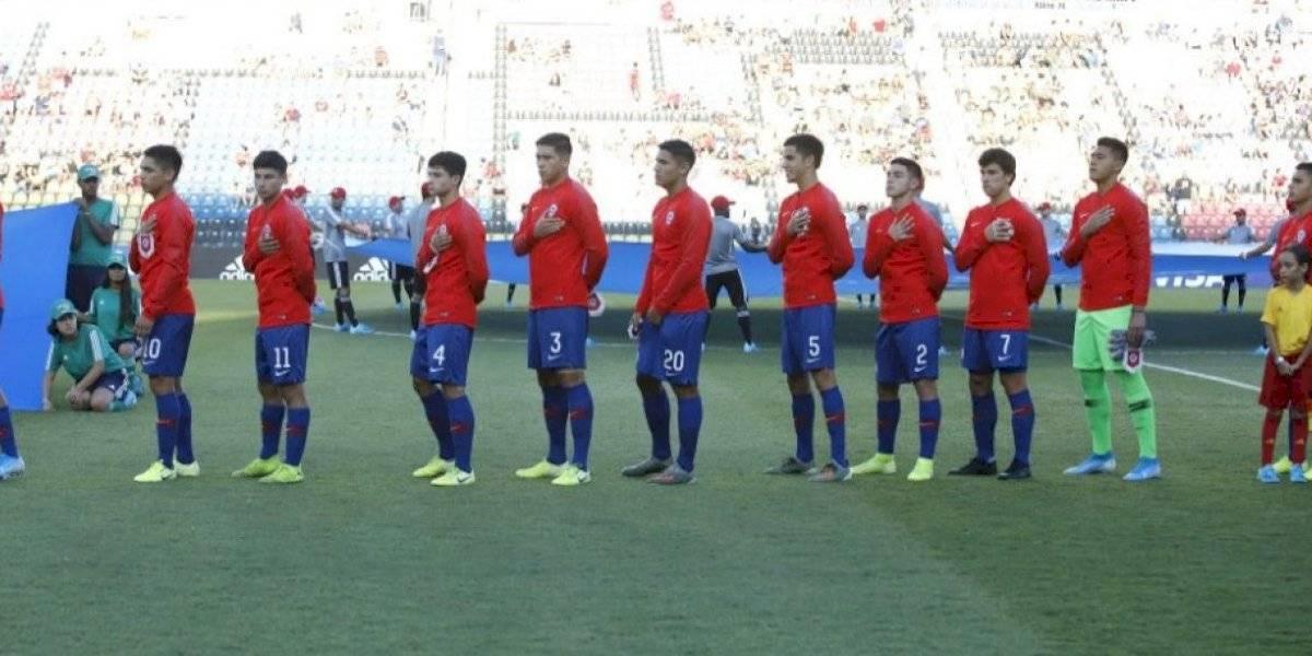 La Roja busca la hazaña ante Brasil en los octavos de final del Mundial sub 17