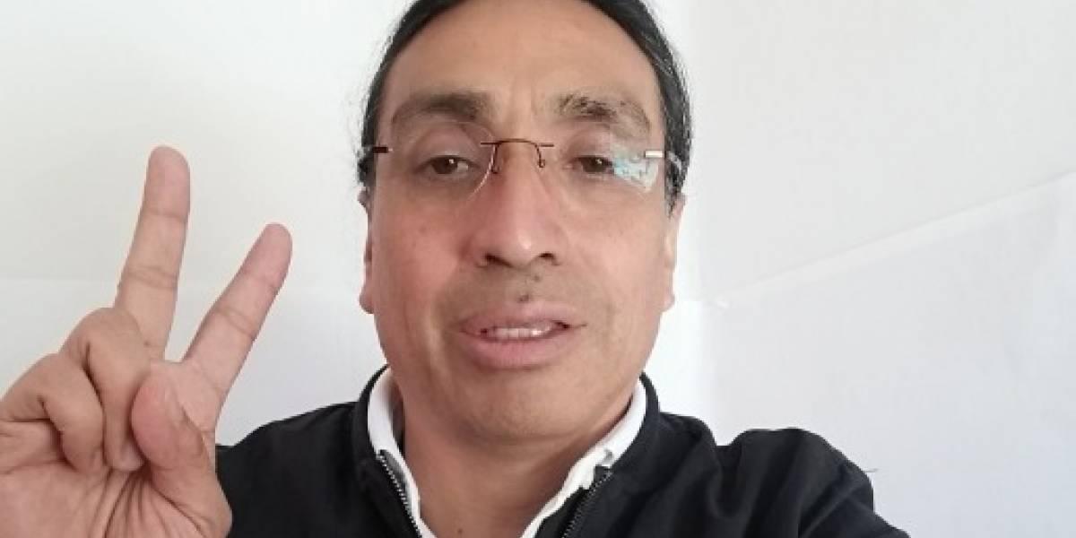 Virgilio Hernández se presentará en audiencia de vinculación en caso de rebelión