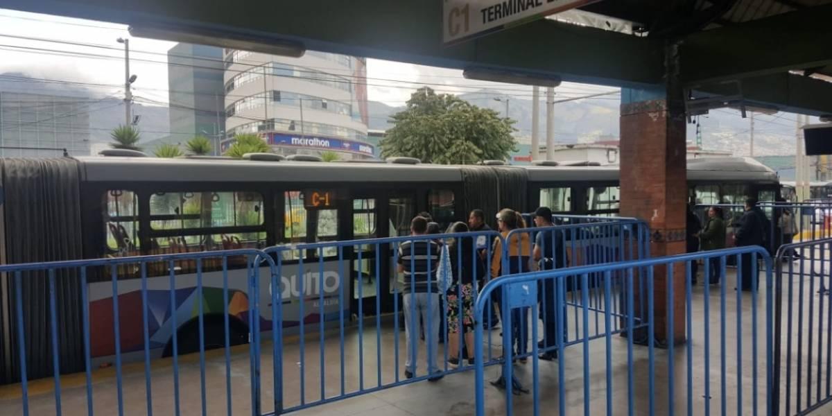 Jorge Yunda se pronunció tras agresión de vendedor informal a empleado municipal
