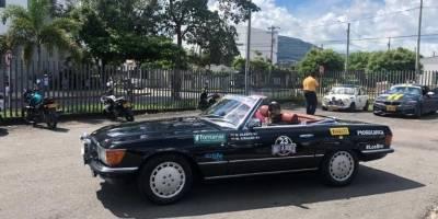 Boyacá y Casanare vibraron al ritmo del rally La Lechuza