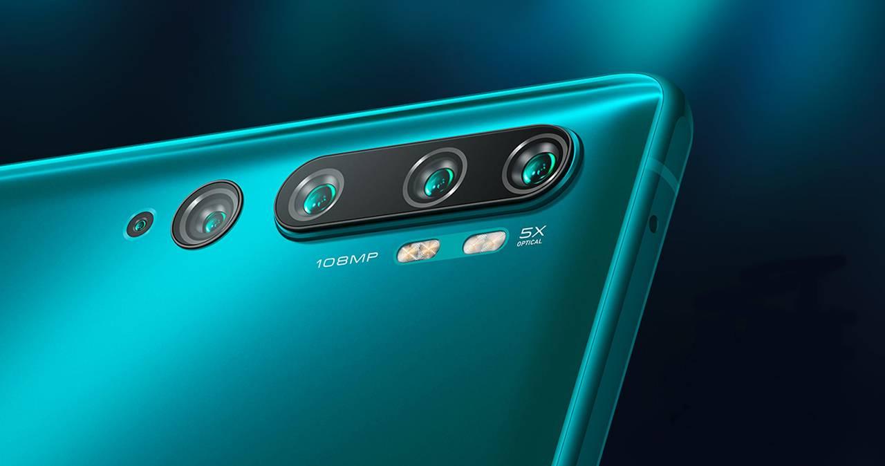 Impensado: Xiaomi presenta primer teléfono con cámara de 108 megapixeles