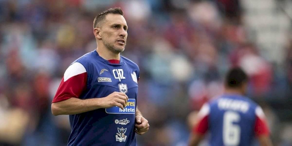 Chaco Giménez no será el director deportivo del Cruz Azul