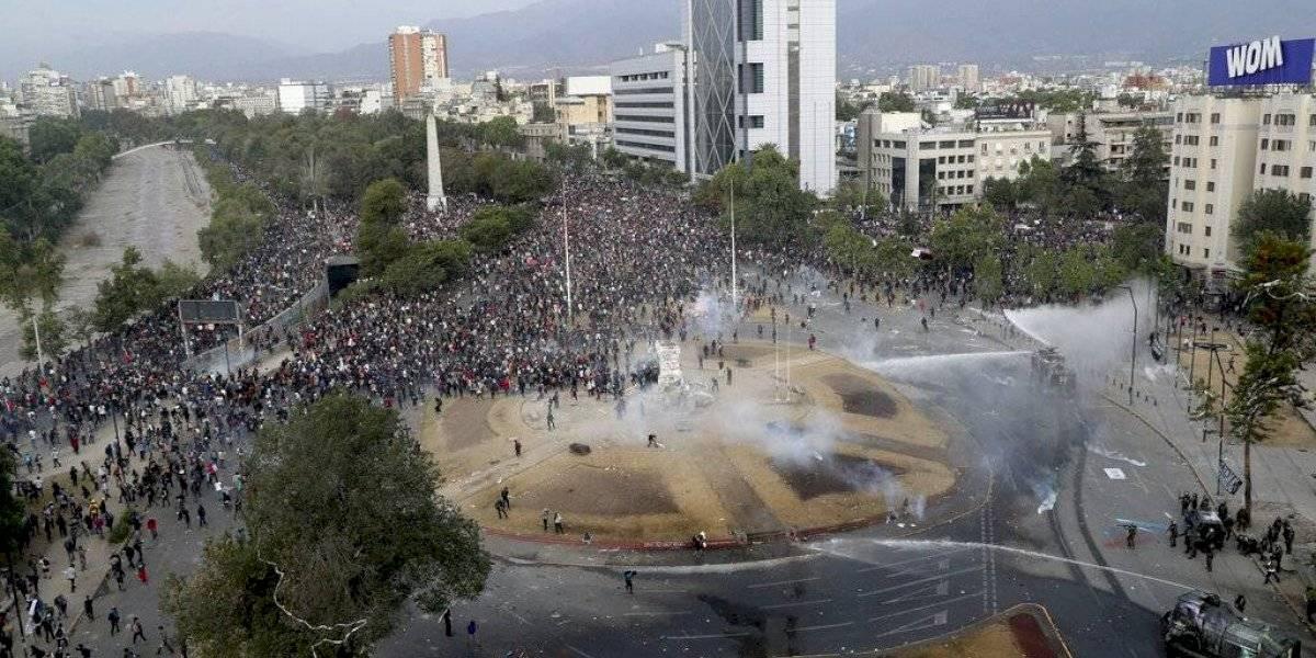 Selección chilena suspende juego con Bolivia por protestas