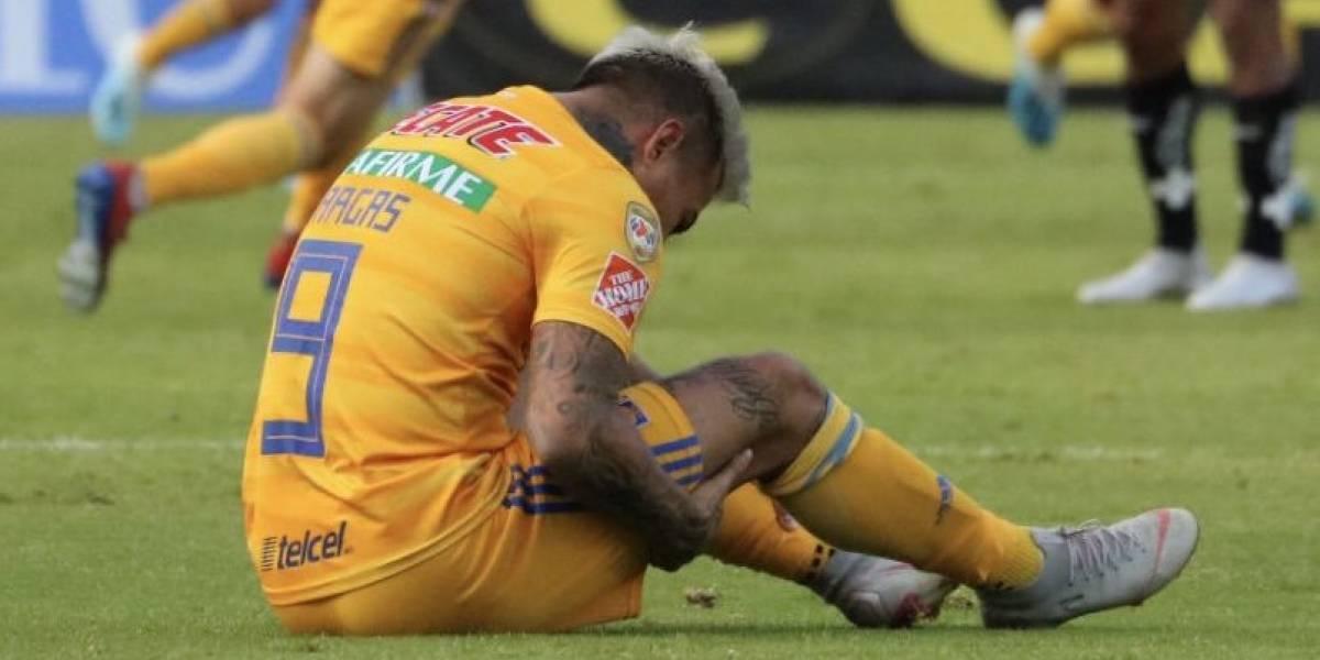 Se perderá Eduardo Vargas resto del torneo por lesión