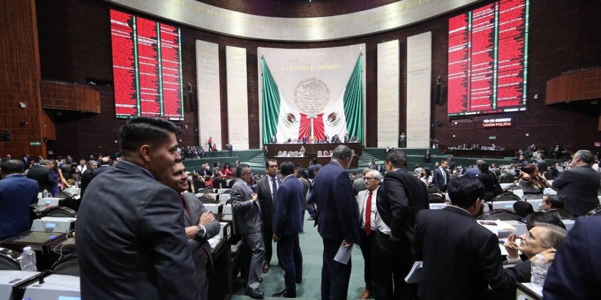Avalan diputados dictamen sobre revocación de mandato