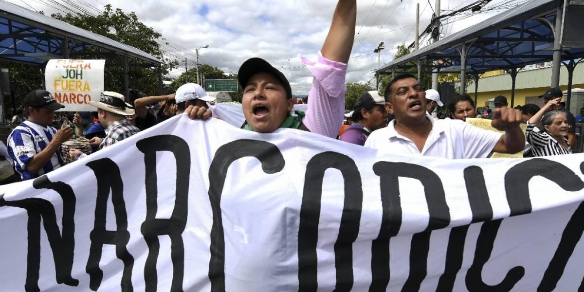 """Estudiantes exigen investigar si hay """"escuadrones de la muerte"""" en Honduras"""